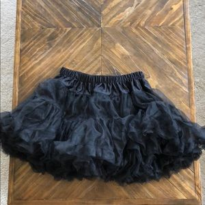 Dresses & Skirts - Black Petticoat